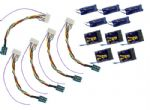 DCC Concepts DCD-Z218-5  ZEN 218 21 & 8 Pin 4 Fn Decoder w/Stay Alive (5 Pack)